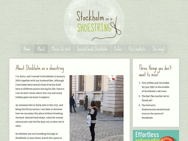 stockholmonashoestring