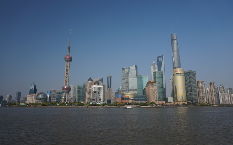 Shanghai by day