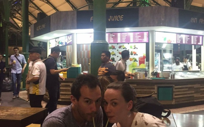 Experiencing Singapore
