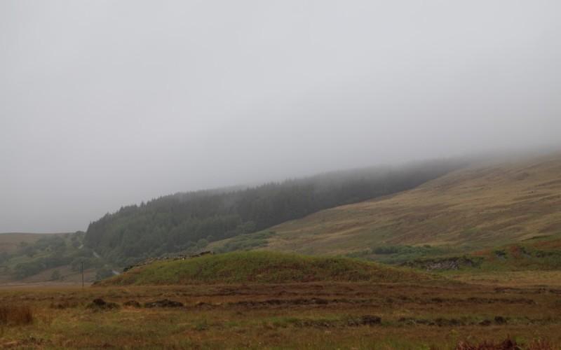 Jura in the clouds